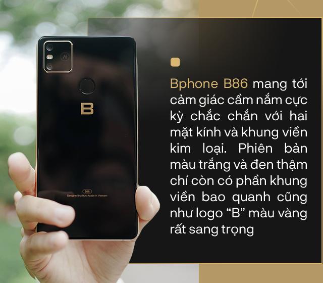 Đánh giá chi tiết Bphone B86: Đã đạt độ CHẤT cần có - Ảnh 3.