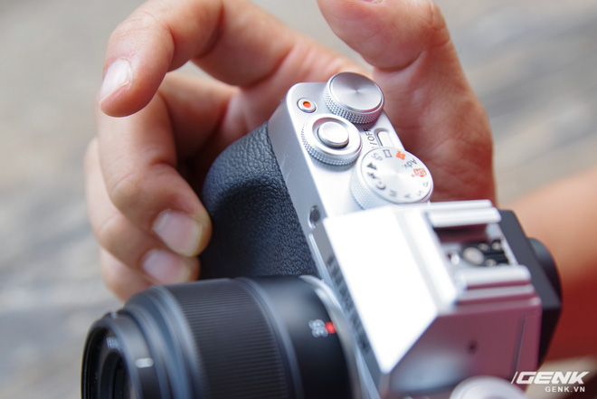Trải nghiệm nhanh Fujifilm X-T200: Nhỏ gọn, tính năng vừa đủ, hướng đến người dùng quay video - Ảnh 3.