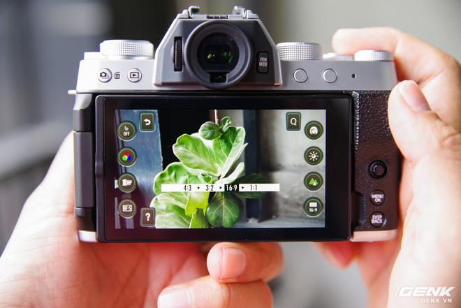 Trải nghiệm nhanh Fujifilm X-T200: Nhỏ gọn, tính năng vừa đủ, hướng đến người dùng quay video - Ảnh 6.