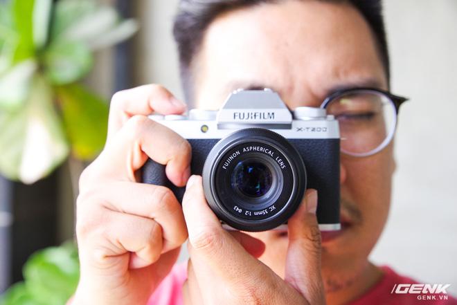 Trải nghiệm nhanh Fujifilm X-T200: Nhỏ gọn, tính năng vừa đủ, hướng đến người dùng quay video - Ảnh 9.