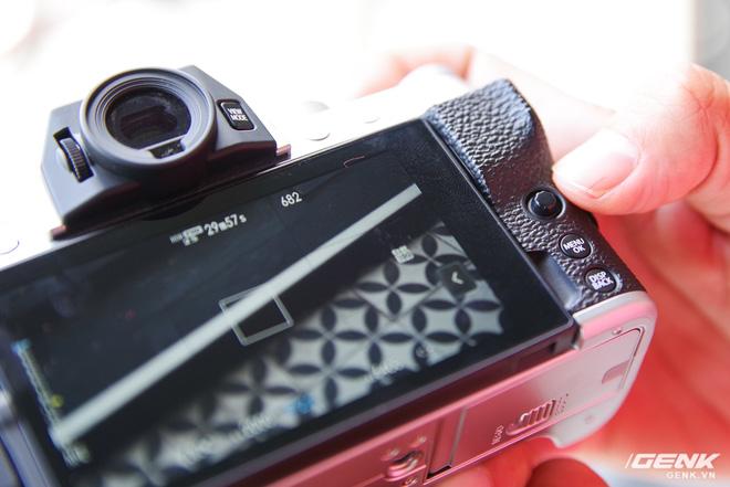 Trải nghiệm nhanh Fujifilm X-T200: Nhỏ gọn, tính năng vừa đủ, hướng đến người dùng quay video - Ảnh 5.