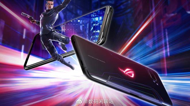 ASUS ROG Phone 3 lộ video trên tay, cấu hình chi tiết: Màn hình 144Hz, Snapdragon 865, pin 6000mAh - Ảnh 1.