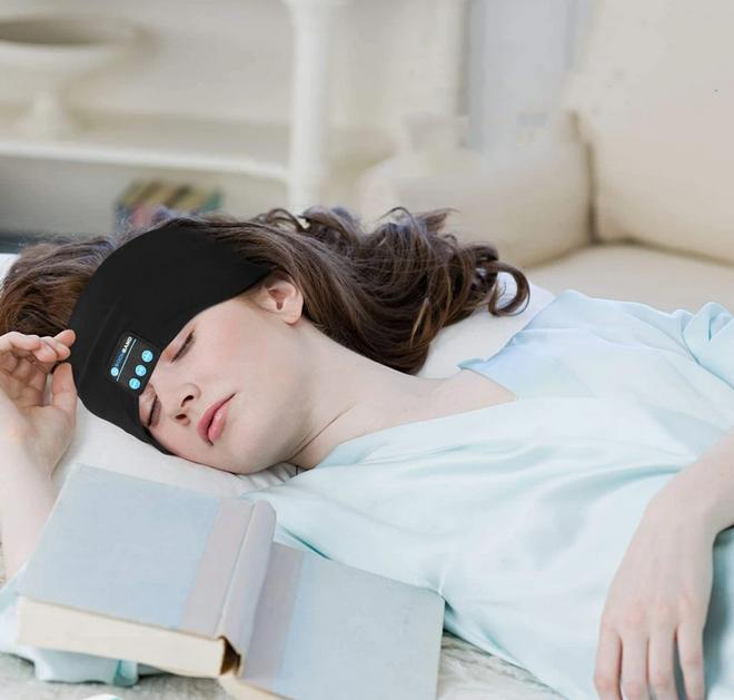 BoomBand - chiếc tai nghe không dây hoàn hảo cho hội phải nghe nhạc mới chịu đi ngủ - Ảnh 1.