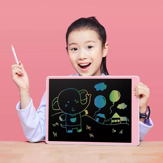 Xiaomi ra mắt bảng vẽ điện tử: Màn hình LCD 16 inch, hỗ trợ 3 màu mực, giá 390.000 đồng - Ảnh 1.
