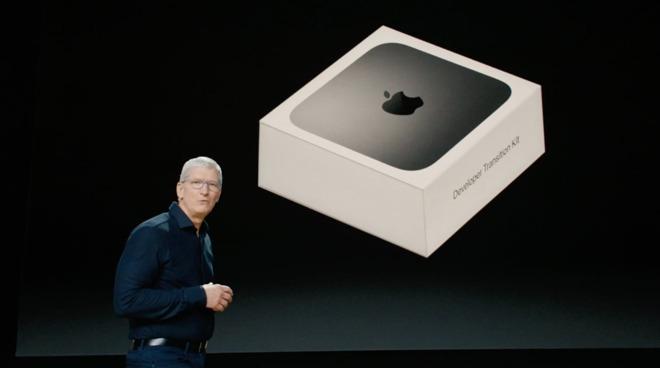 Mac mini thử nghiệm đầu tiên được trang bị chip ARM của Apple chứng minh lời hứa Apple Silicon là sự thật - Ảnh 1.