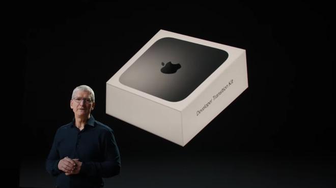 Cận cảnh máy Mac dùng chip ARM mà Apple không muốn người dùng biết tới - Ảnh 1.