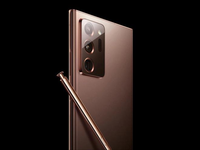Samsung tự mình để lộ Galaxy Note 20 - Ảnh 1.