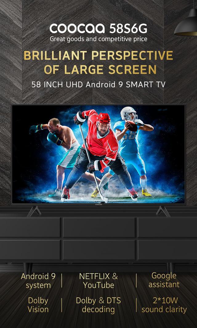 Coocaa chính thức ra mắt dòng sản phẩm mới vào ngày 07/07 tại Shopee – chỉ 8,9 triệu đồng mua được tivi 4K 58 inch - Ảnh 1.