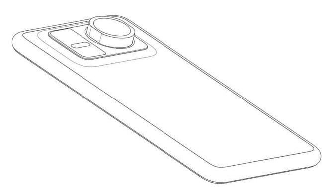 Huawei P50 sẽ có thể thay ống kính camera, giống máy ảnh chuyên nghiệp - Ảnh 1.