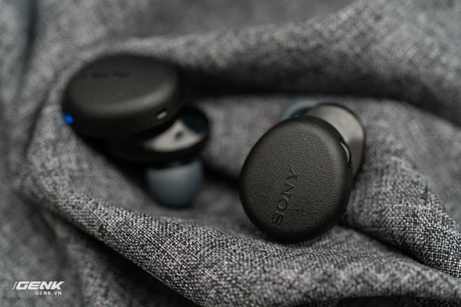 Đánh giá tai nghe Sony WF XB700: Không còn những thứ sai - Ảnh 6.
