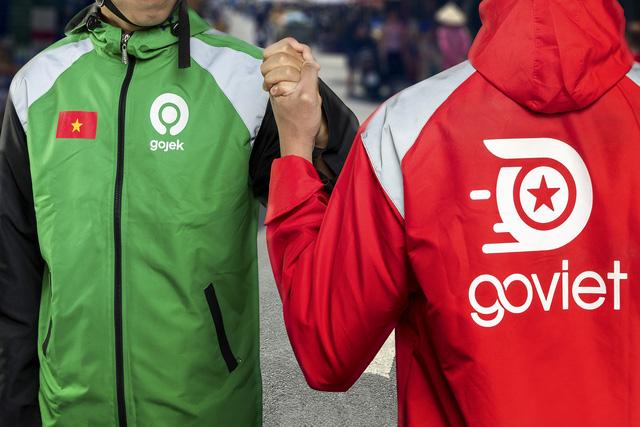 Tân TGĐ Gojek Việt Nam tiết lộ nước cờ mới khi thay đổi GoViet từ team đỏ sang team xanh - Ảnh 4.