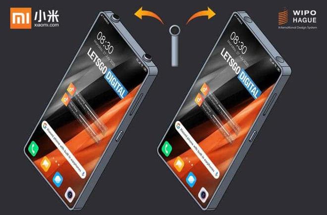 Xiaomi đăng ký bằng sáng chế smartphone với tai nghe true wireless gắn bên trong thân máy - Ảnh 3.