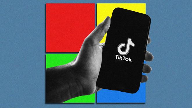 Microsoft đàm phán mua lại TikTok tại Mỹ - Ảnh 1.