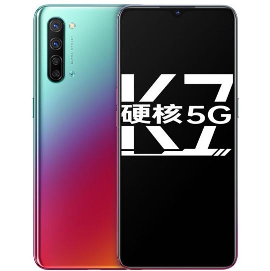 OPPO K7 5G ra mắt: Snapdragon 765G, 4 camera 48MP, pin 4025mAh, giá từ 6.6 triệu đồng - Ảnh 1.
