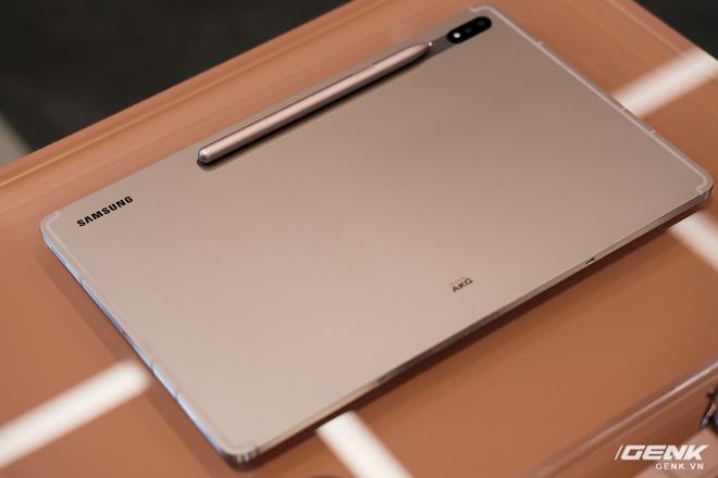 Ảnh thực tế Galaxy Tab S7 tại VN: Hai kích thước màn hình, 120Hz, Snapdragon 865+, Samsung DeX không dây - Ảnh 2.