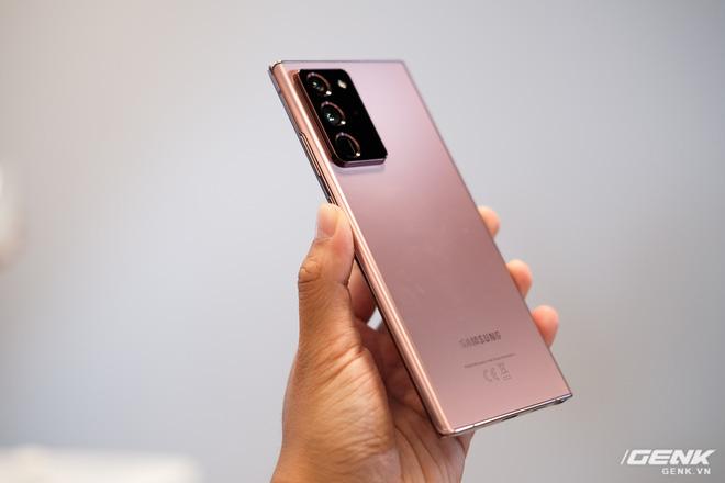 Galaxy Note20 Ultra là smartphone đầu tiên dùng kính Gorilla Glass Victus, rơi 2m không vỡ - Ảnh 2.
