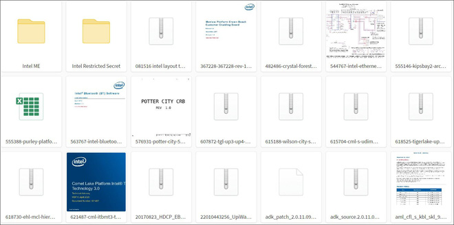 Intel bị hacker viếng thăm, 20GB mã nguồn và tài liệu tuyệt mật về chip bị rò rỉ trên internet - Ảnh 2.