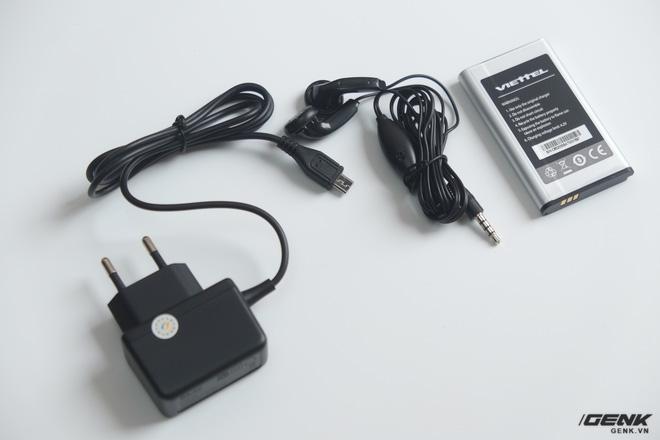 Trên tay BKAV C85 giá 500.000 đồng: Pin 3000mAh, chạy KaiOS, hỗ trợ 4G, tiếc rằng không có Wi-Fi - Ảnh 5.