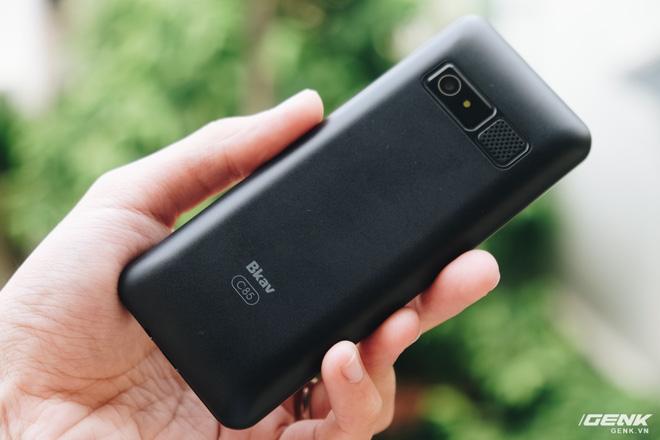Trên tay BKAV C85 giá 500.000 đồng: Pin 3000mAh, chạy KaiOS, hỗ trợ 4G, tiếc rằng không có Wi-Fi - Ảnh 9.