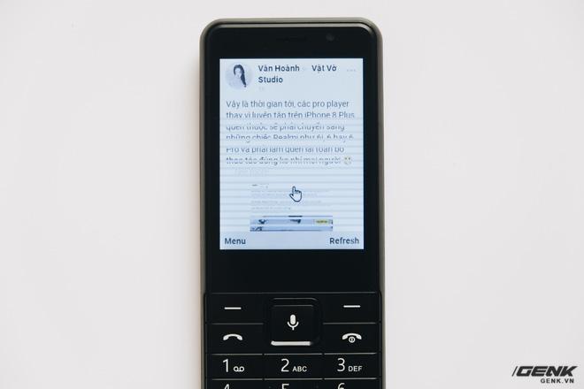 Trên tay BKAV C85 giá 500.000 đồng: Pin 3000mAh, chạy KaiOS, hỗ trợ 4G, tiếc rằng không có Wi-Fi - Ảnh 19.