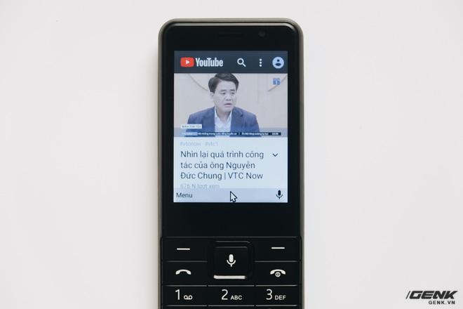 Trên tay BKAV C85 giá 500.000 đồng: Pin 3000mAh, chạy KaiOS, hỗ trợ 4G, tiếc rằng không có Wi-Fi - Ảnh 20.