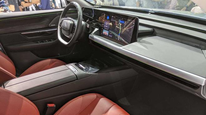 BlackBerry tấn công thị trường Trung Quốc, cung cấp hệ điều hành cho xe hơi thông minh Xpeng - Ảnh 1.