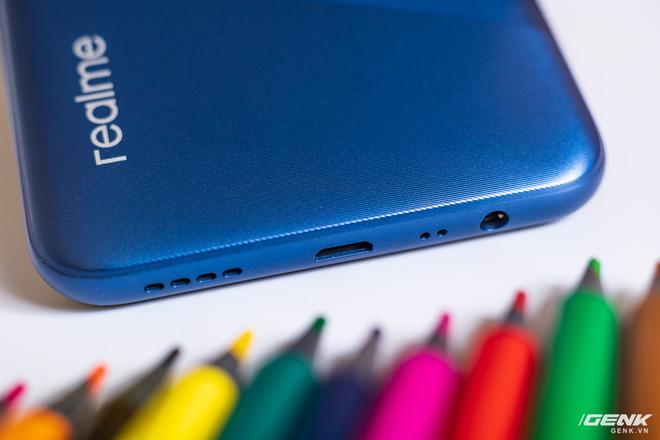 Đánh giá Realme C12: ngoài pin 6.000 mAh có còn gì khác hấp dẫn? - Ảnh 11.