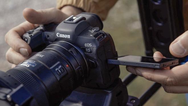 Canon đang phát triển EOS R5s với cảm biến độ phân giải siêu khủng lên tới 90MP? - Ảnh 1.