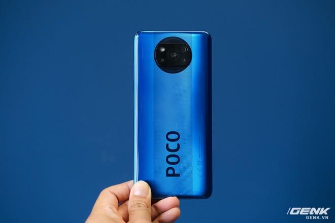 Cận cảnh POCO X3 NFC tại Việt Nam: Chạy Snapdragon 732G mới nhất, màn 120Hz, cụm camera hơi thô, bù lại có tính năng quay vlog rất đáng dùng - Ảnh 3.