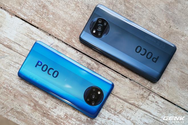 Cận cảnh POCO X3 NFC tại Việt Nam: Chạy Snapdragon 732G mới nhất, màn 120Hz, cụm camera hơi thô, bù lại có tính năng quay vlog rất đáng dùng - Ảnh 9.