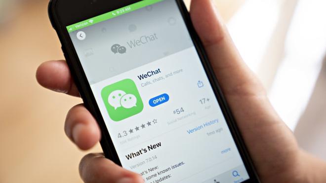 Lệnh cấm bị chặn vào phút chót, WeChat tạm thoát chết - Ảnh 1.