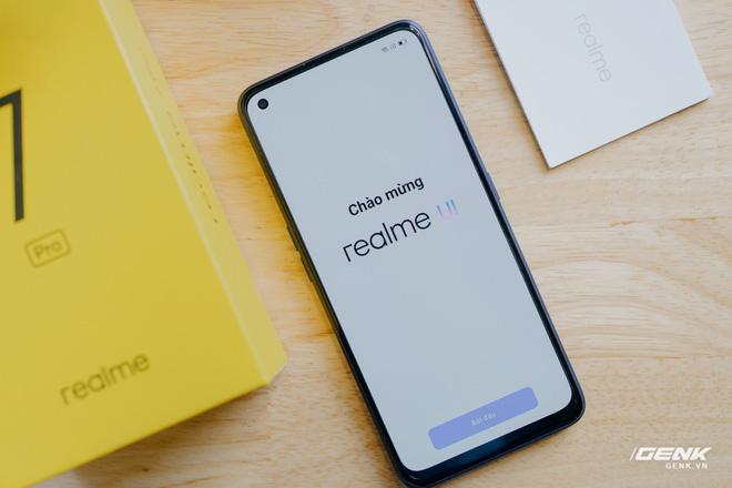 Mở hộp Realme 7 Pro: Smartphone có sạc nhanh nhất phân khúc tầm trung - Ảnh 14.
