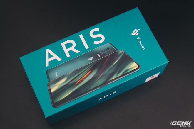 Chi tiết Vsmart Aris giá 7.5 triệu: Mặt lưng kính nhám, hiệu năng ổn, chỉ tiếc màn hình giọt nước - Ảnh 2.