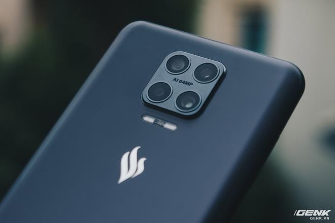 Chi tiết Vsmart Aris giá 7.5 triệu: Mặt lưng kính nhám, hiệu năng ổn, chỉ tiếc màn hình giọt nước - Ảnh 8.