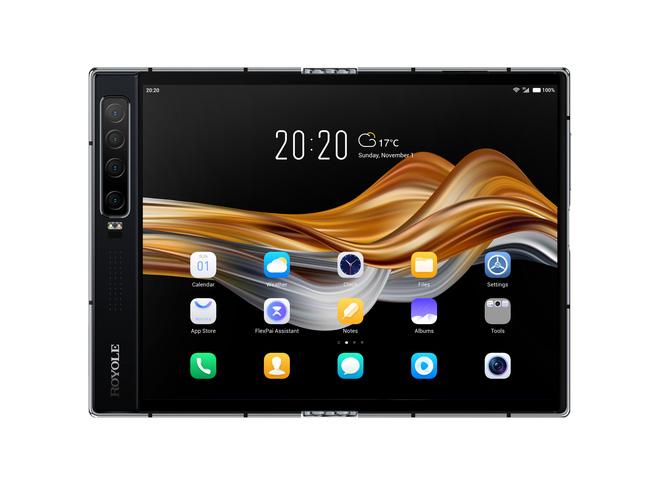 Smartphone màn hình gập Royole FlexPai 2 ra mắt, rẻ bằng 1/2 so với Galaxy Z Fold2 - Ảnh 4.