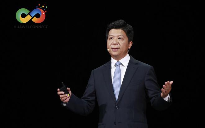Mục tiêu của Huawei là sống sót dưới áp lực của Mỹ - Ảnh 1.