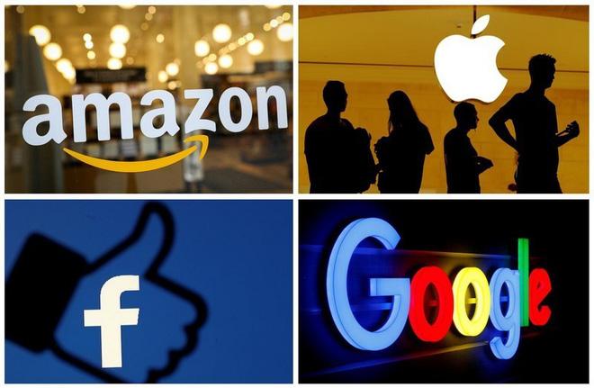 Mỹ tuyên bố Apple, Amazon, Facebook và Google độc quyền, đề xuất thay đổi - Ảnh 1.