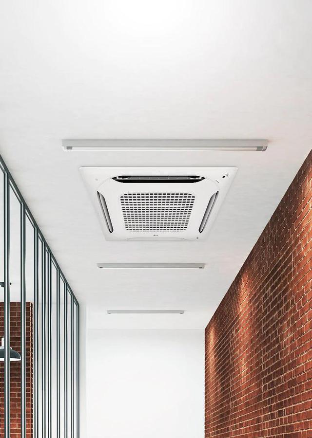 Hãy cải thiện chất lượng không khí trong nhà nhờ hệ thống điều hòa lọc khí hiện đại này - Ảnh 2.