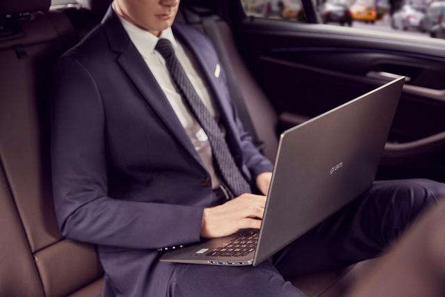 LG gram 17 - phá vỡ giới hạn của một chiếc laptop thông thường - Ảnh 2.