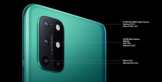 OnePlus 8T ra mắt: Màn hình 120Hz, Snapdragon 865, pin 4500mAh, sạc siêu nhanh 65W, giá 18.990.000 đồng - Ảnh 4.