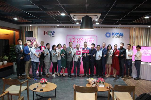 MCV Group hợp tác với KMS Solutions chuẩn bị ra mắt ứng dụng đặc biệt - Ảnh 4.