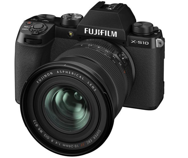 Fujifilm công bố máy ảnh X-S10: Nhỏ nhắn, vừa túi tiền, đủ tính năng - Ảnh 7.