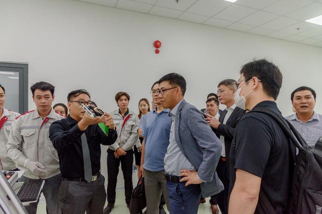 LG Electronics khảo sát địa điểm dự định xây dựng văn phòng R&D tại Đà Nẵng - Ảnh 1.