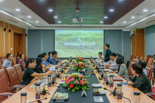 LG Electronics khảo sát địa điểm dự định xây dựng văn phòng R&D tại Đà Nẵng - Ảnh 2.