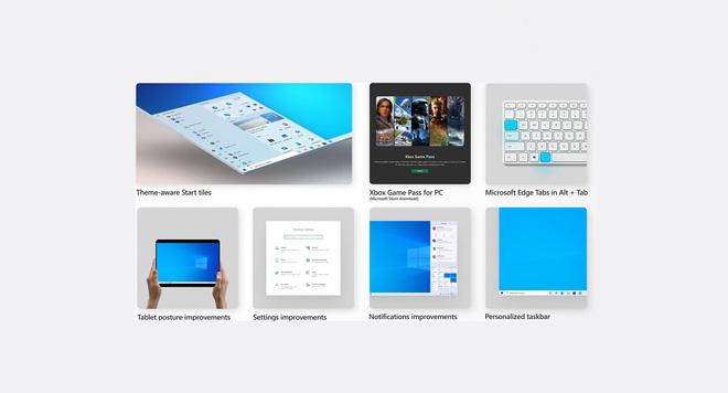 Microsoft tung bản cập nhật Windows 10 với giao diện Start Menu hoàn toàn mới - Ảnh 1.