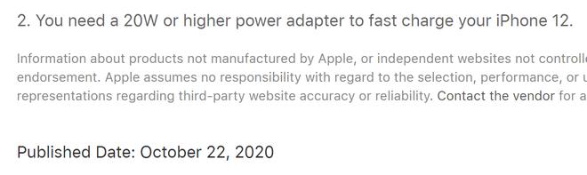 Thật không may cho môi trường, ngay cả củ sạc nhanh của iPhone 11 Pro cũng không thể sạc nhanh cho iPhone 12 - Ảnh 2.