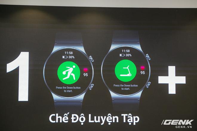 Trên tay Huawei Watch GT 2 Pro chính thức tại Việt Nam: đồng hồ thể thao cao cấp, pin đến 2 tuần giá 8.99 triệu đồng - Ảnh 7.