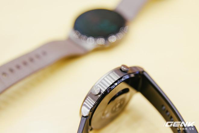 Trên tay Huawei Watch GT 2 Pro chính thức tại Việt Nam: đồng hồ thể thao cao cấp, pin đến 2 tuần giá 8.99 triệu đồng - Ảnh 2.