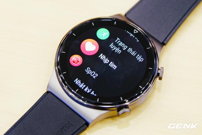 Trên tay Huawei Watch GT 2 Pro chính thức tại Việt Nam: đồng hồ thể thao cao cấp, pin đến 2 tuần giá 8.99 triệu đồng - Ảnh 9.