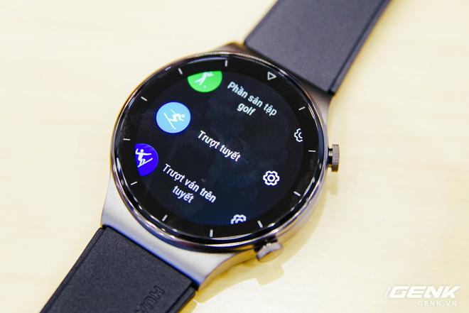 Trên tay Huawei Watch GT 2 Pro chính thức tại Việt Nam: đồng hồ thể thao cao cấp, pin đến 2 tuần giá 8.99 triệu đồng - Ảnh 8.